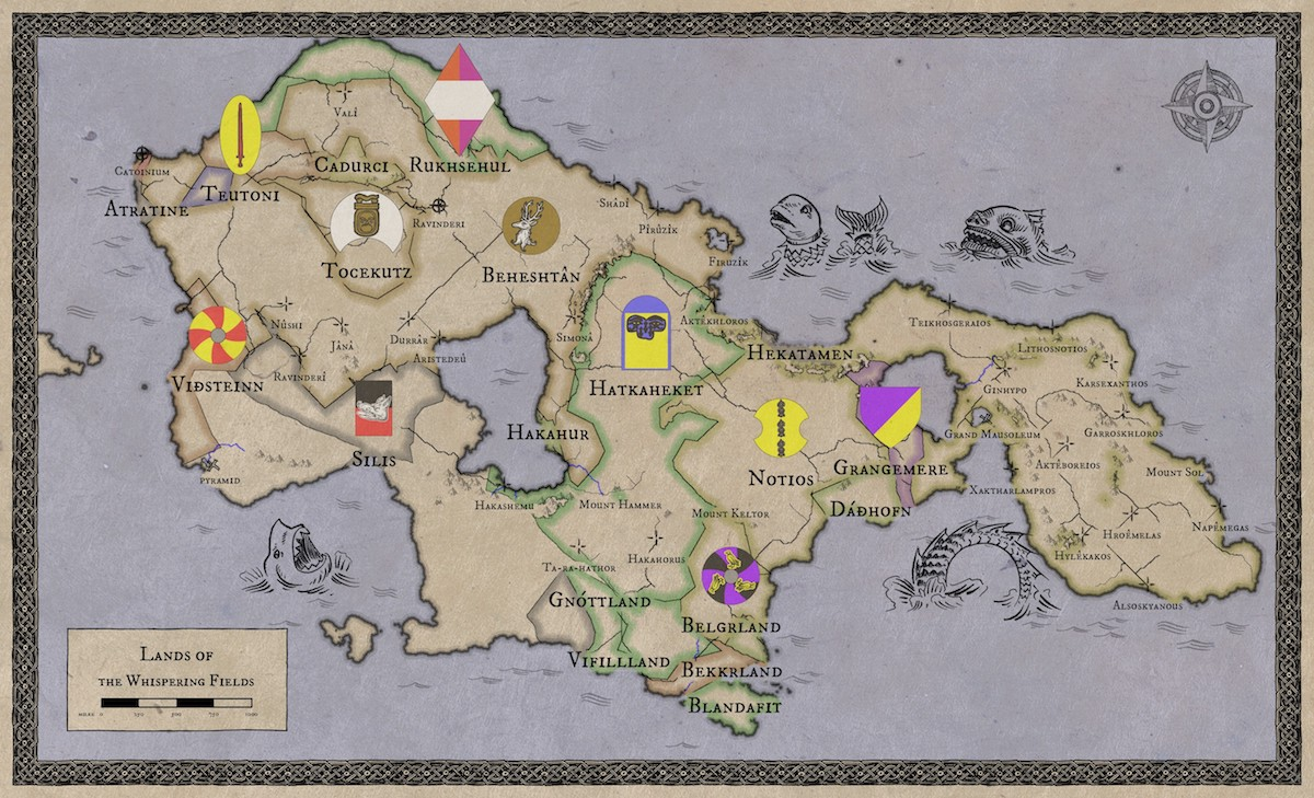 A game masters guide to worldspinner the fully realized highly detailed and colorful world map has its purpose but so does a political map of the game area such a map solidifies the gumiabroncs Gallery