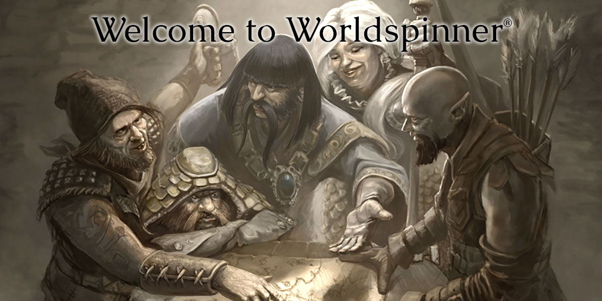 Welcome to Worldspinner